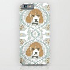 dapperific dog Slim Case iPhone 6s