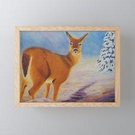 Surprise Framed Mini Art Print
