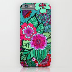 Garden Fantasy iPhone 6 Slim Case