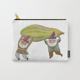 Squash Gnomes Carry-All Pouch