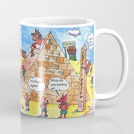 Scene in  ancient Egypt Coffee Mug