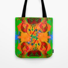 Ayana-Lady Jasmine  Tote Bag