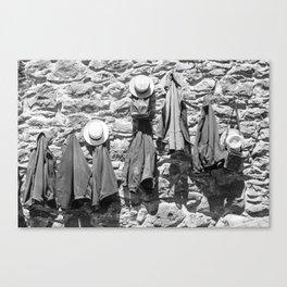 Madeira funchal Canvas Print