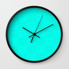Hob Nob Sea Quarters Wall Clock