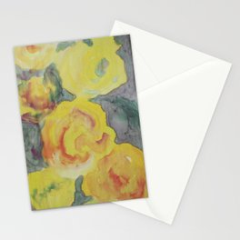 Roses of Late Summer Stationery Cards