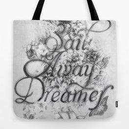 Sail Away Dreamer Tote Bag