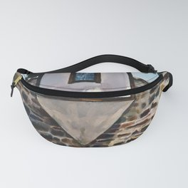 The Small Window Fanny Pack
