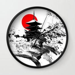 Kyoto - Japan Wall Clock