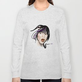 Say A!!! Long Sleeve T-shirt