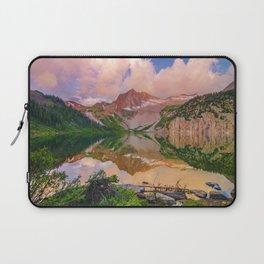 Snowmass Lake Laptop Sleeve