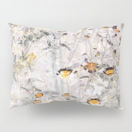 Wild Flowers VI Pillow Sham