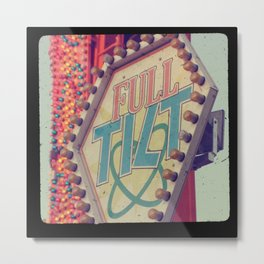 Full Tilt carnival ttv photo Metal Print