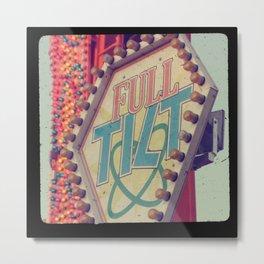 Full Tilt carnival ttv photo Metal Print