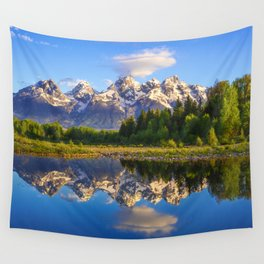 Grand Teton National Park Wall Tapestry
