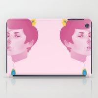 gumball iPad Cases featuring Prince Gumball by spookzilla