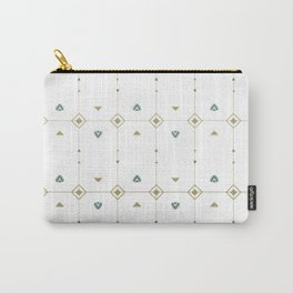Jazzy Okami Pattern Carry-All Pouch