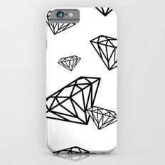parachute diamonds iPhone 6 Slim Case