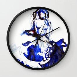 """Fantastic animals """"Sirena"""" Wall Clock"""
