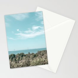 The Grand Hotel & The Mackinac Bridge Stationery Cards