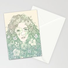 Life is Growing On Me Stationery Cards