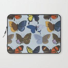 Gynandromorph Butterfly Laptop Sleeve