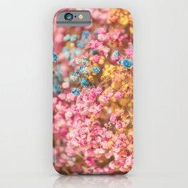 Gypsophila iPhone Case