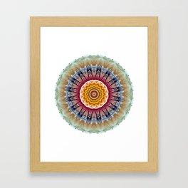 Mandaleine Framed Art Print