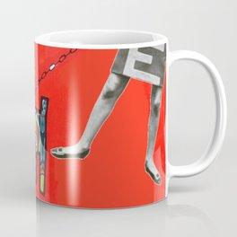 Pied Piper Dog Massage Coffee Mug