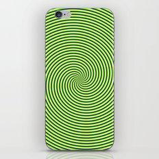 Trip spin iPhone & iPod Skin