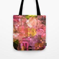 Trellis Tote Bag
