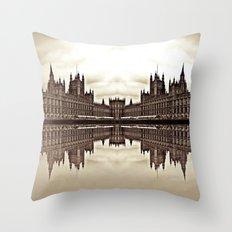 Coalition Throw Pillow