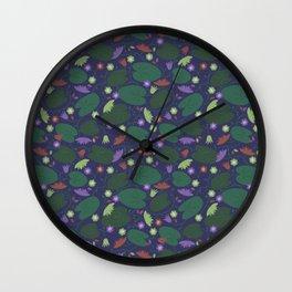 Lampi Wall Clock