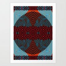 Viper #10 Art Print
