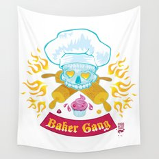 Baker Gang Wall Tapestry