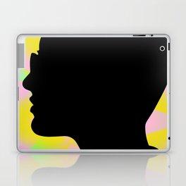 I'm the fury in your head Laptop & iPad Skin