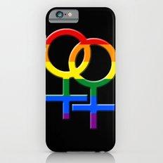 LGBT Lesbian iPhone 6s Slim Case
