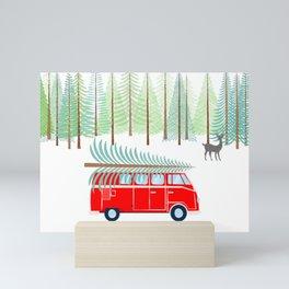 It's beginning to look a lot like Christmas Mini Art Print
