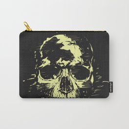 Scream (gold) Carry-All Pouch