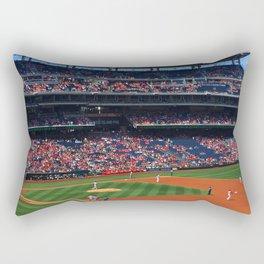 Batter up Rectangular Pillow