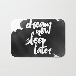 DREAM now Bath Mat
