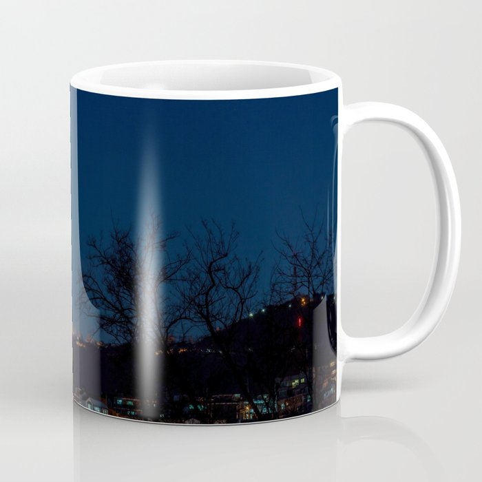 Seoul Tower at Night I Coffee Mug