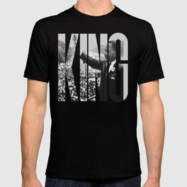 King - Martin Luther T-shirt