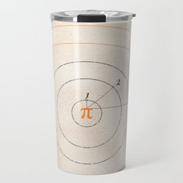 irrational glance Travel Mug