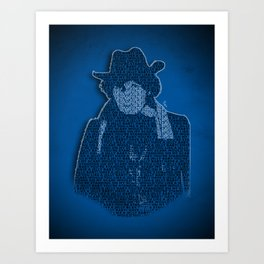 Jelly Baby? Art Print