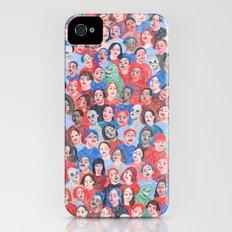 Spy iPhone (4, 4s) Slim Case