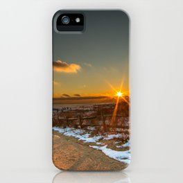 Pure Fire iPhone Case