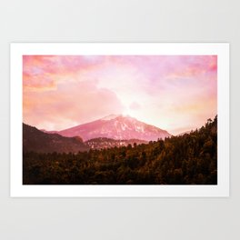 Everyone loves a Sunrise Art Print