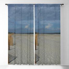Hilton Head Beach Blackout Curtain