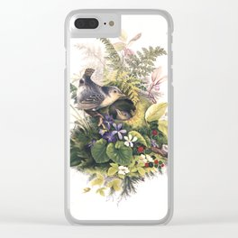 Wren Clear iPhone Case
