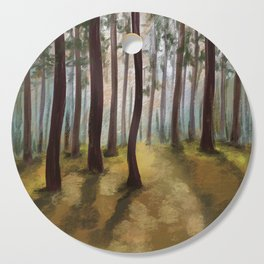Forrest for the Trees Cutting Board